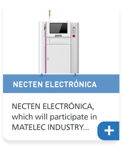 NECTEN ELECTRÓNICA, which will participate in MATELEC INDUSTRY, reaches a distribution agreement with Magic Ray
