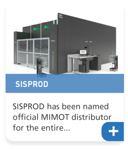 SISPROD has been named official MIMOT distributor for the entire Iberian Peninsula